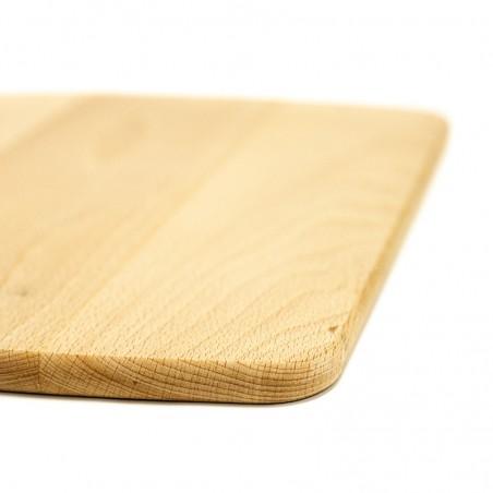 Planche à découper arrondie 34 x 26,5 x 1,5 cm